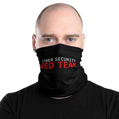 Cyber Security Red team -  Neck Gaiter