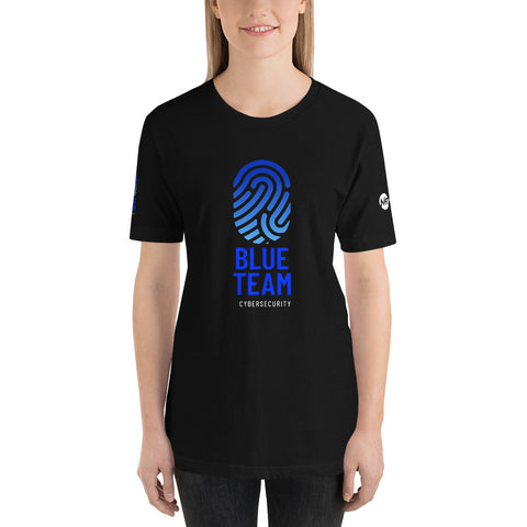 Cybersecurity Blue Team v3 - Short-Sleeve Unisex T-Shirt