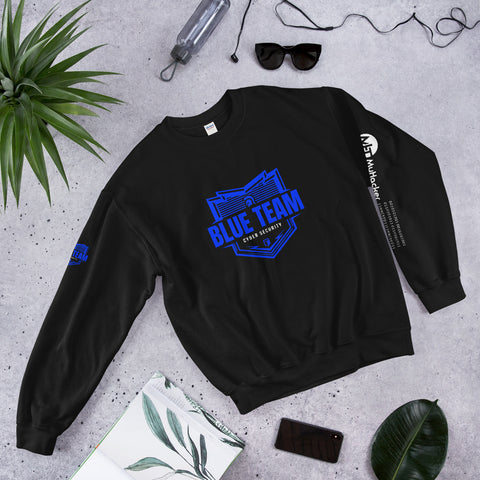 Cybersecurity Blue Team - Unisex Sweatshirt