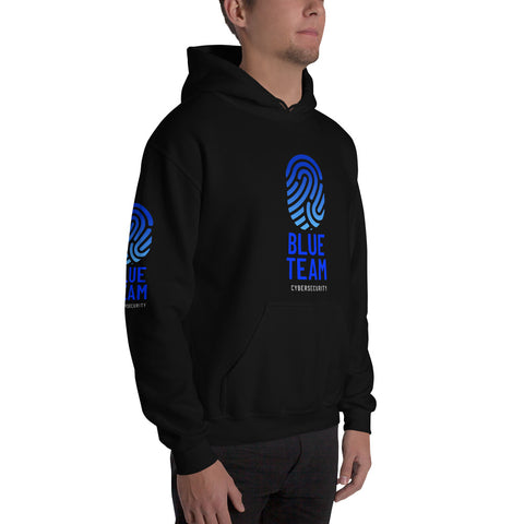Cybersecurity Blue Team v3 - Unisex Hoodie
