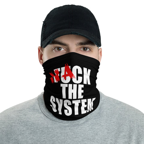 Hack the system - Neck Gaiter