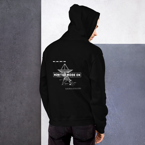 Monitor mode ON - Unisex Hoodie