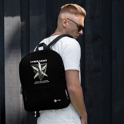 Cyberarms - Backpack
