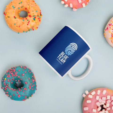 Cybersecurity Blue Team v2 - Mug