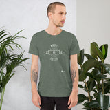World's #0 Pentester- Short-Sleeve Unisex T-Shirt