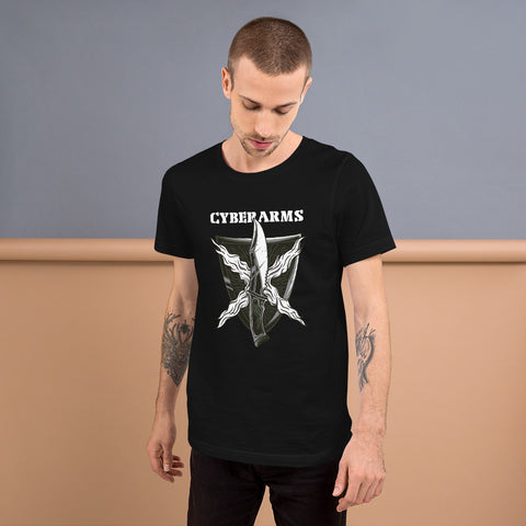 Cyberarms - Short-Sleeve Unisex T-Shirt v.1
