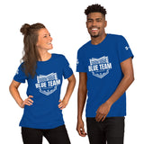 Cybersecurity Blue Team v1 - Short-Sleeve Unisex T-Shirt