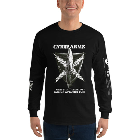 CyberArms - Men's Long Sleeve Shirt