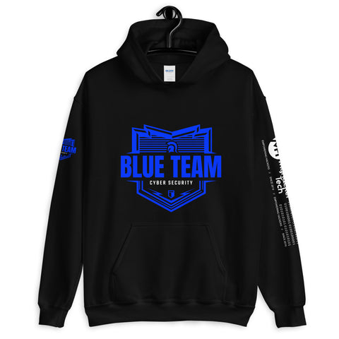 Cybersecurity Blue Team - Unisex Hoodie