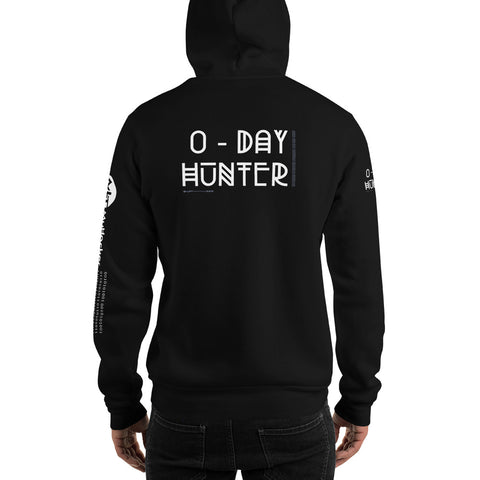 0 - Day Hunter - Unisex Hoodie (all side print)