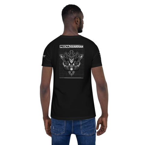 Mecha Guardian - Short-Sleeve Unisex T-Shirt (all sides print)
