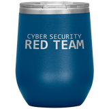Cyber Security Red Team - Wine Tumbler