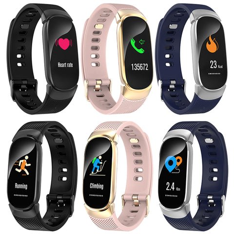 Waterproof Fitness Smart Bracelet