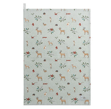 Load image into Gallery viewer, Sophie Allport woodland tea towel