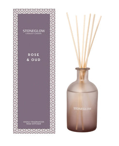 Rose and Oud room diffuser