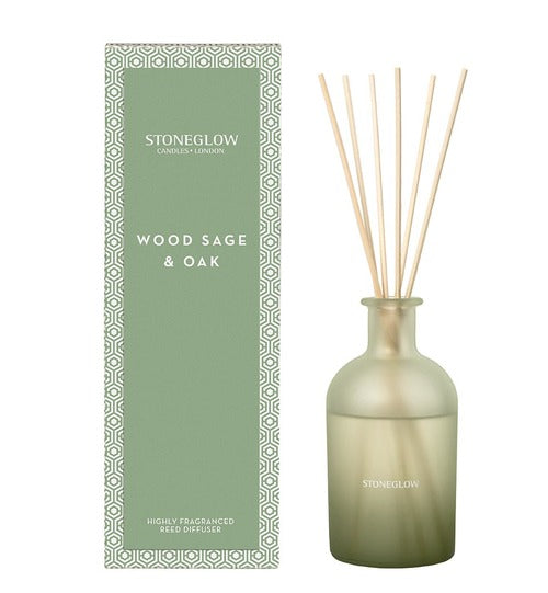 Wood sage and Oak room diffuser