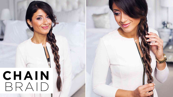 How To Do a Chain Braid