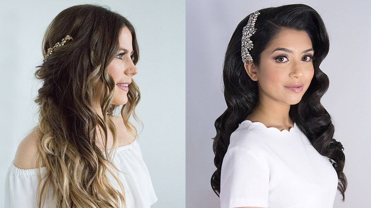 Wedding Hair Extensions: The Dos and Don'ts (Guide, Tips & Photos)