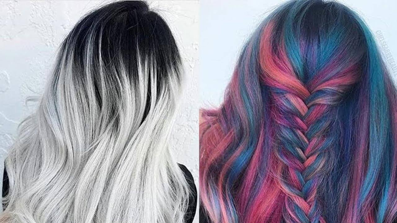 Hottest Hair Color Trends of 2017 – Luxy Hair