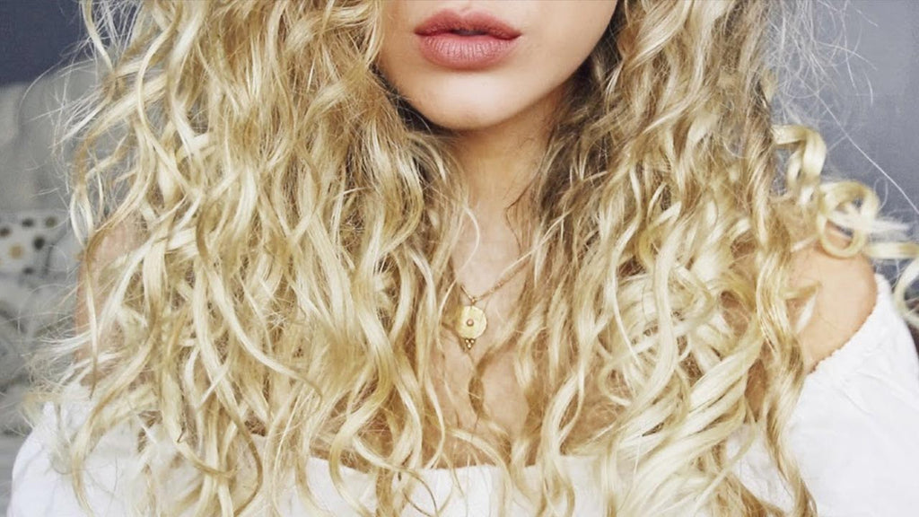 How To Blend Clip In Hair Extensions With Curly Hair Luxy Hair