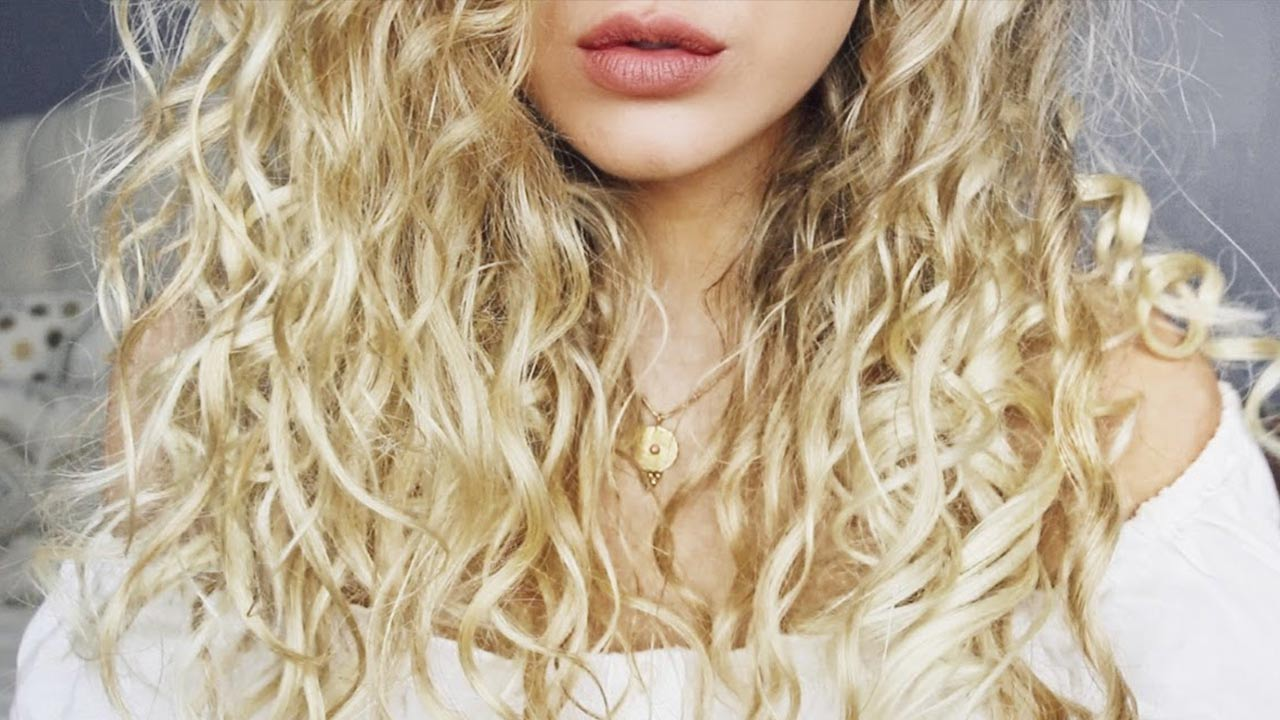 How To Blend Clip-in Hair Extensions With Curly Hair