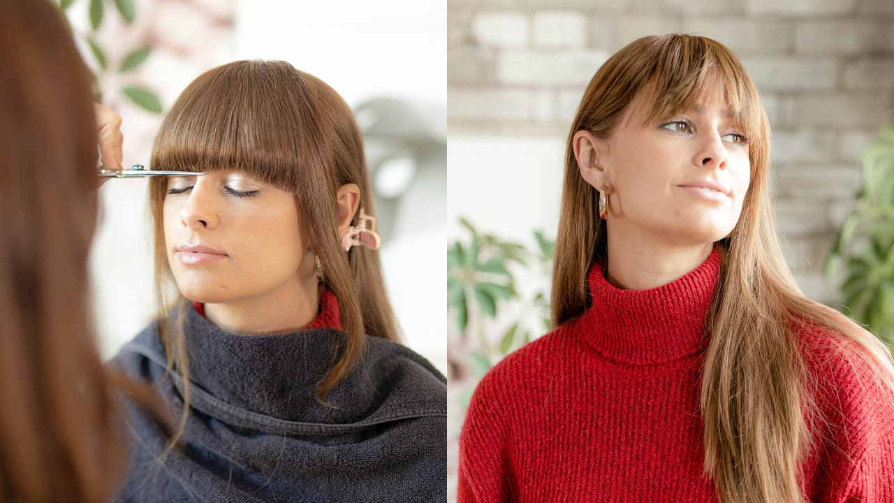 Clip In Bangs: How To Wear Clip In Bangs (The Ultimate Guide)