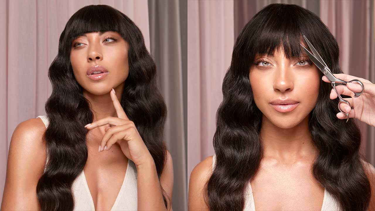 Peachy Should I Get Bangs Quiz Find Out If You Should Get Bangs Natural Hairstyles Runnerswayorg