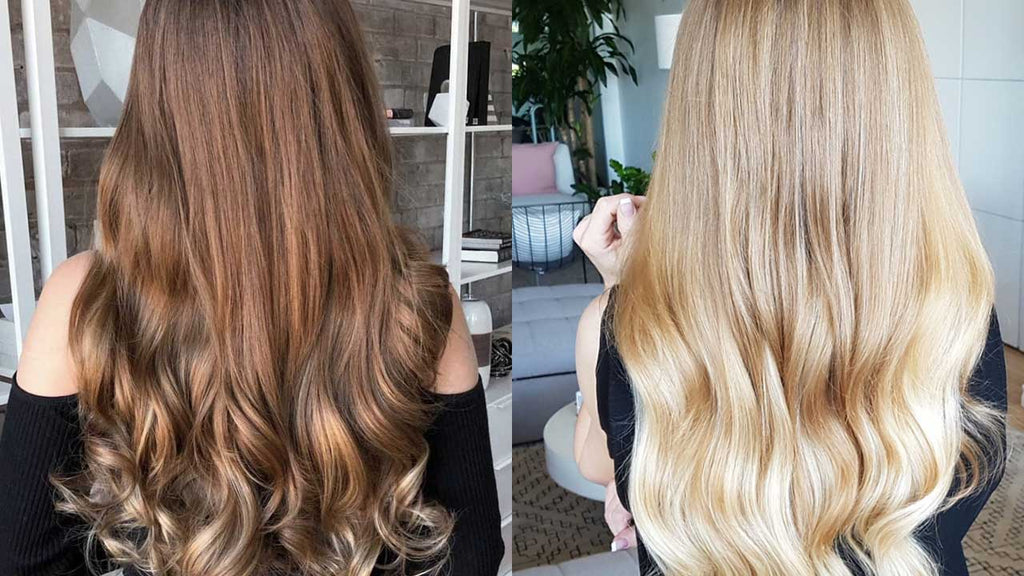 Balayage Hair What Is Balayage Luxy Hair