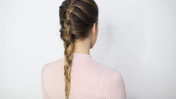 How To Do A French Braid: Hair Tutorials for Beginners