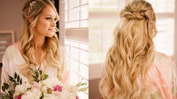 Your 5 month countdown to getting long hair for your wedding