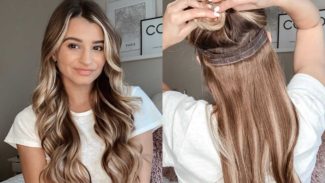 6 Different Ways to Use Hair Extensions