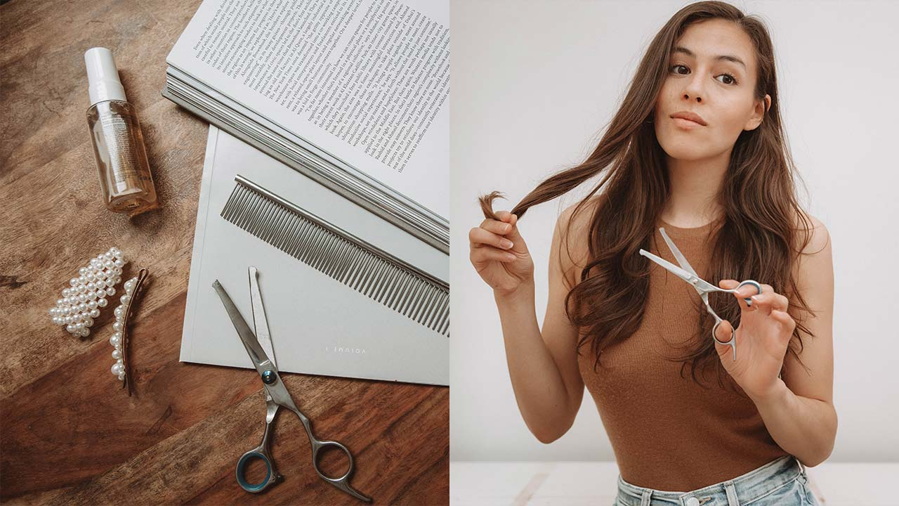 How To Cut Your Own Hair: Tips & Tricks To Cut Your Hair At Home