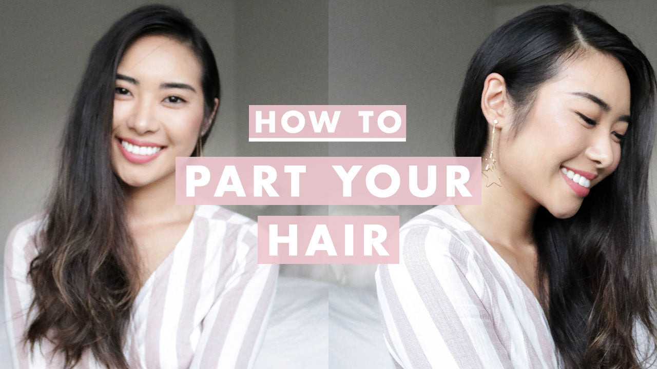 How To Part Your Hair: Are You Parting Your Hair The Right Way?