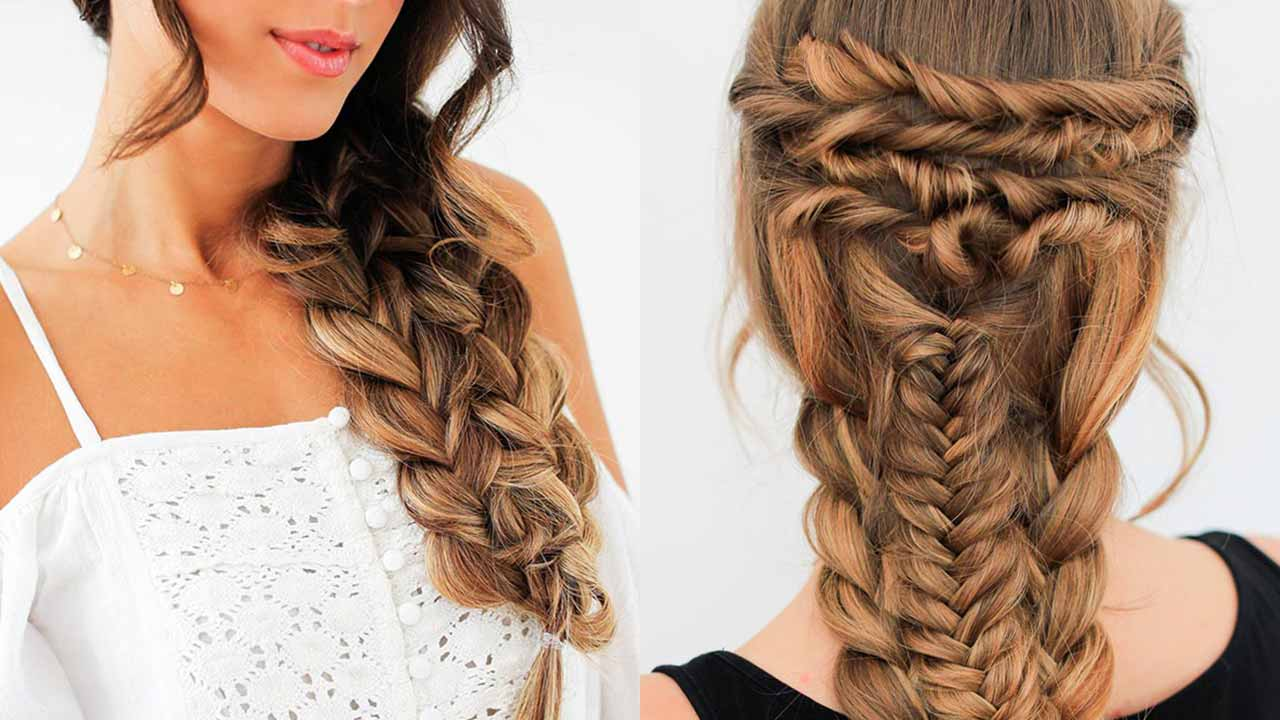 braids hairstyles: 9 advanced braids to up your braid game