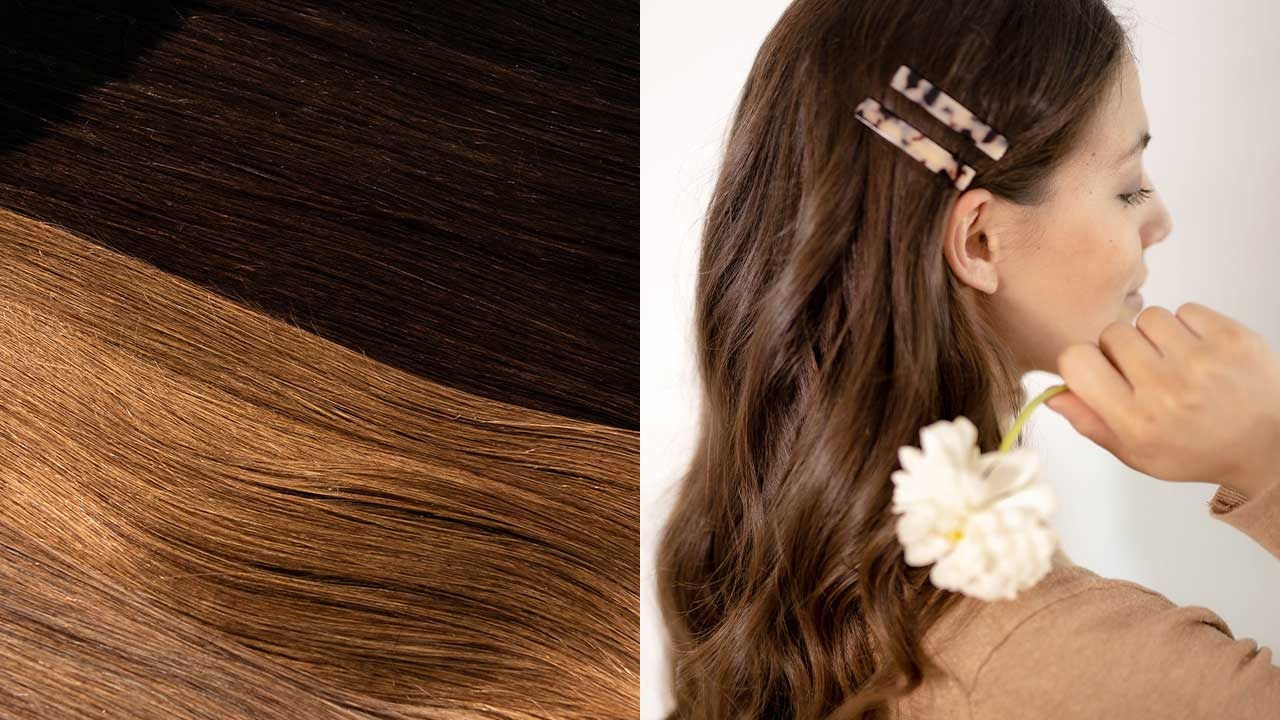 Brown Hair Extensions How To Choose Your Perfect Match