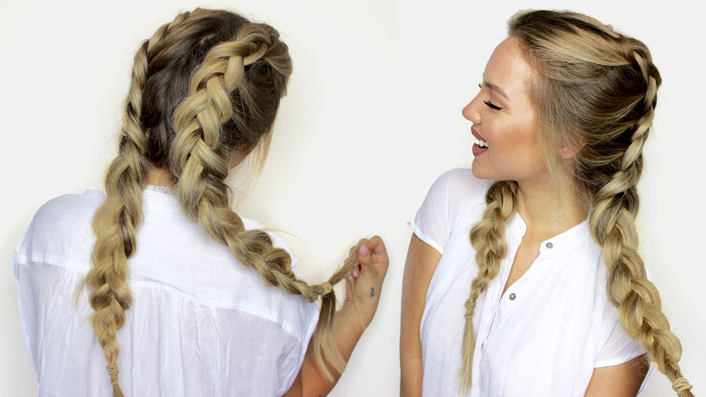 Swell How To Do Double Dutch Braids With Extensions Schematic Wiring Diagrams Phreekkolirunnerswayorg