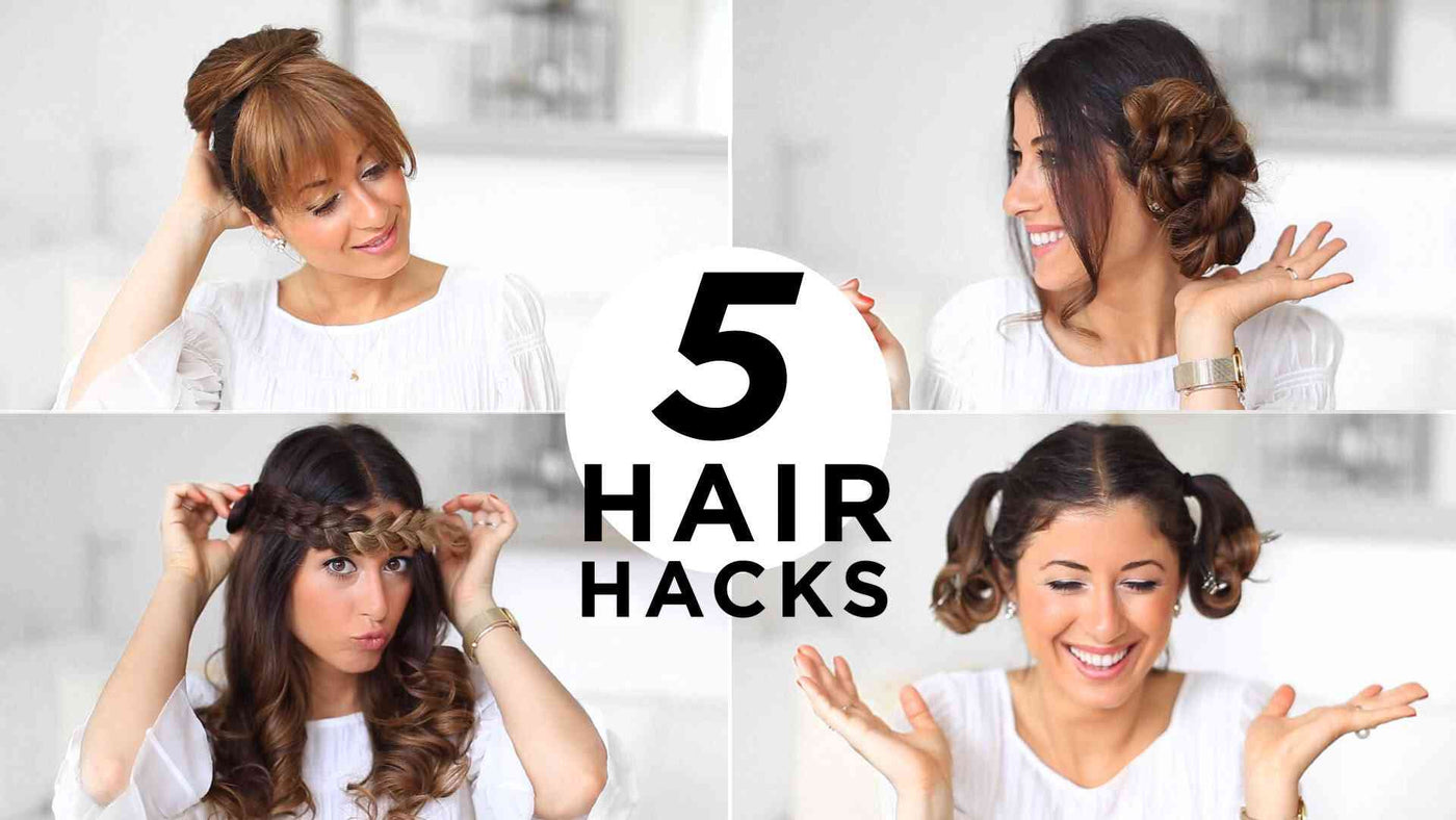 10 Easy Hair Hacks You Should Know