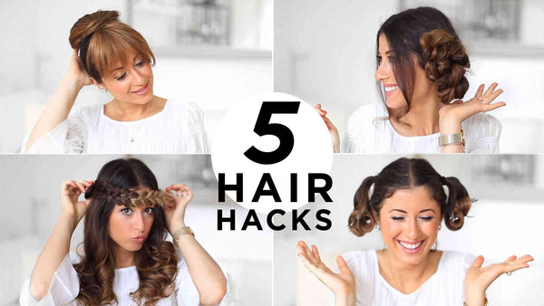 5 Easy Hair Hacks You Should Know