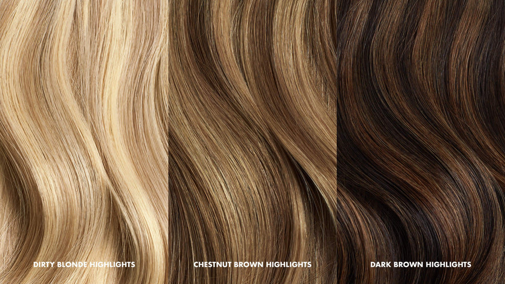How Do I Choose The Right Color Of Highlights Extensions Luxy Hair Support,Boys Kids Bedroom Ideas For Small Rooms