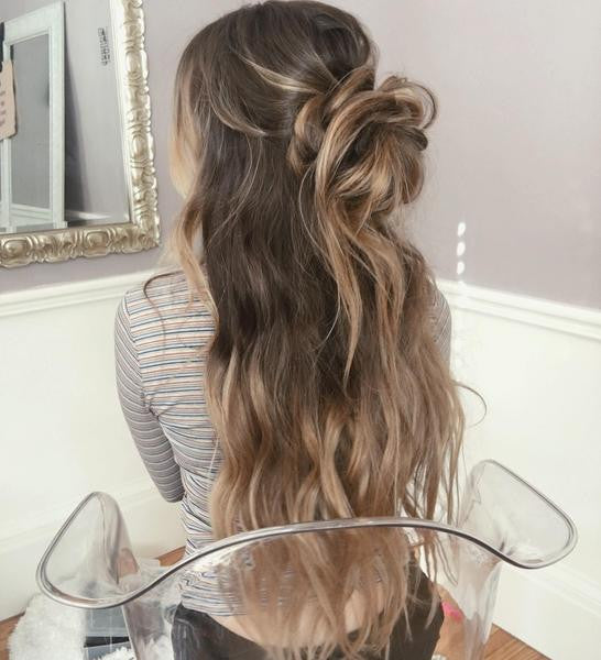 Top Prom Hairstyles Luxy Hair
