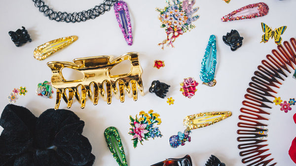 '90s Hair Accessories That Are Making A Comeback -Thank you Luxy hair.