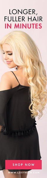 Best Clip In Luxy Hair Extensions