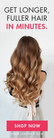 Best hair extensions for a wedding