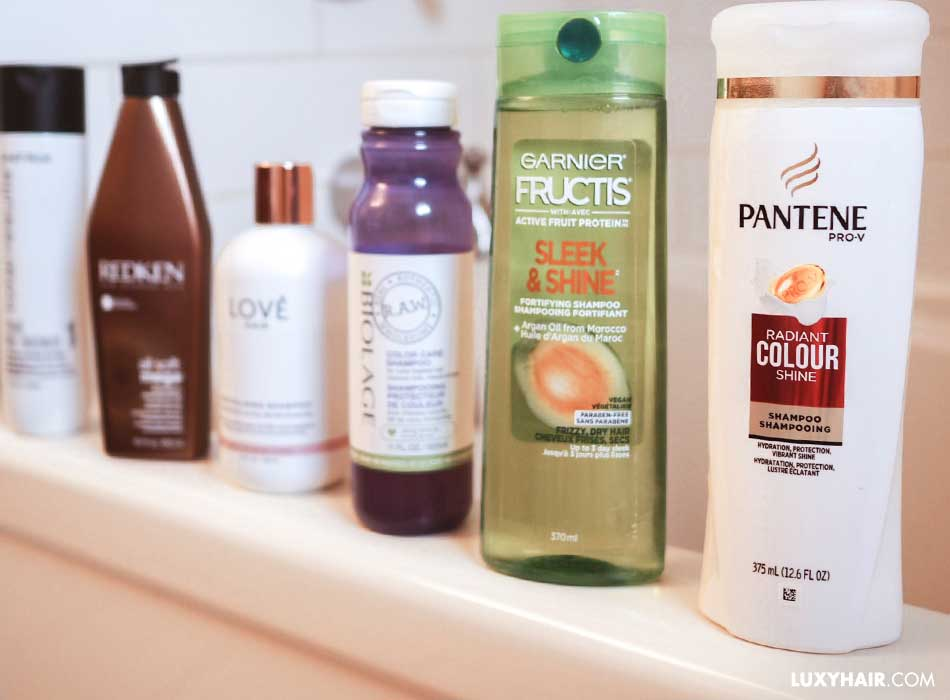Best shampoo for thin, curly, frizzy hair