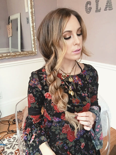 How to: Boho Braid Hairstyles