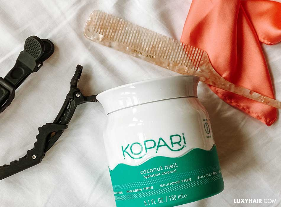 7 time-saving ways to coconut mask your hair