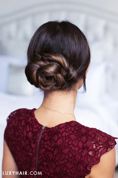 Hairstyles For Valentine's Day - Double Rope Braid Hairstyle