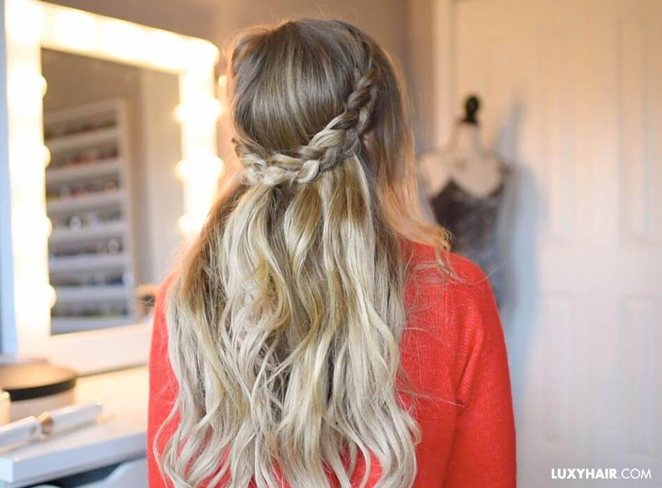 Holiday party hair: 3 easy hairstyles for any occassion