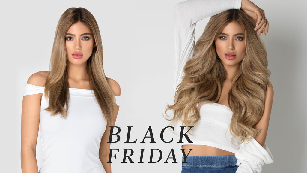 Cyber Monday Sale On Clip In Hair Extensions Luxy Hair Deals