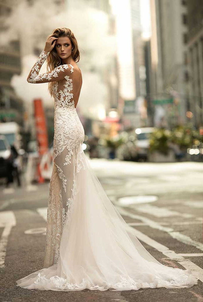 Berta Glam bridal gown